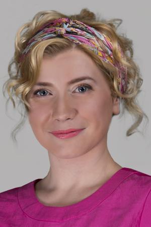 Ольга Летягина